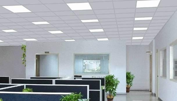 Led Panel Light Fixtures Dimmable Retrofit Replacement
