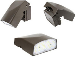 Angle Adjustable LED Wall Pack