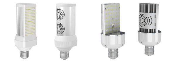 High Power LED Directional Lamps