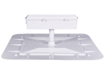 Gas Station Canopy Lighting Top View